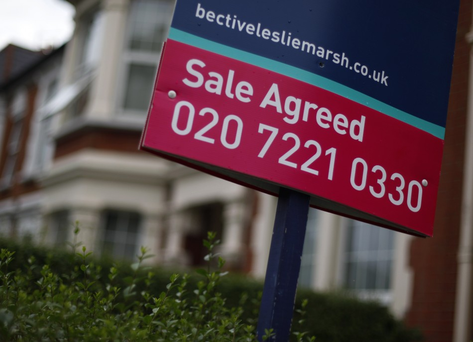 UK house prices RICS
