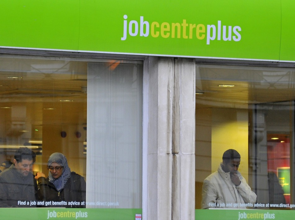 Job Centre Plus 2013
