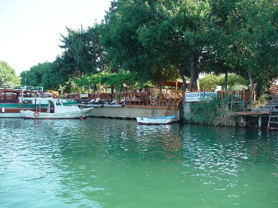 The shooting took place in the holiday resort of Dalyan (Tripadvisor)