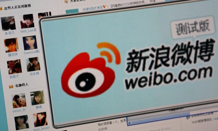 China blog jail