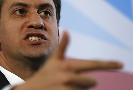 Ed Miliband's big speech at union conference fell flat (Reuters)