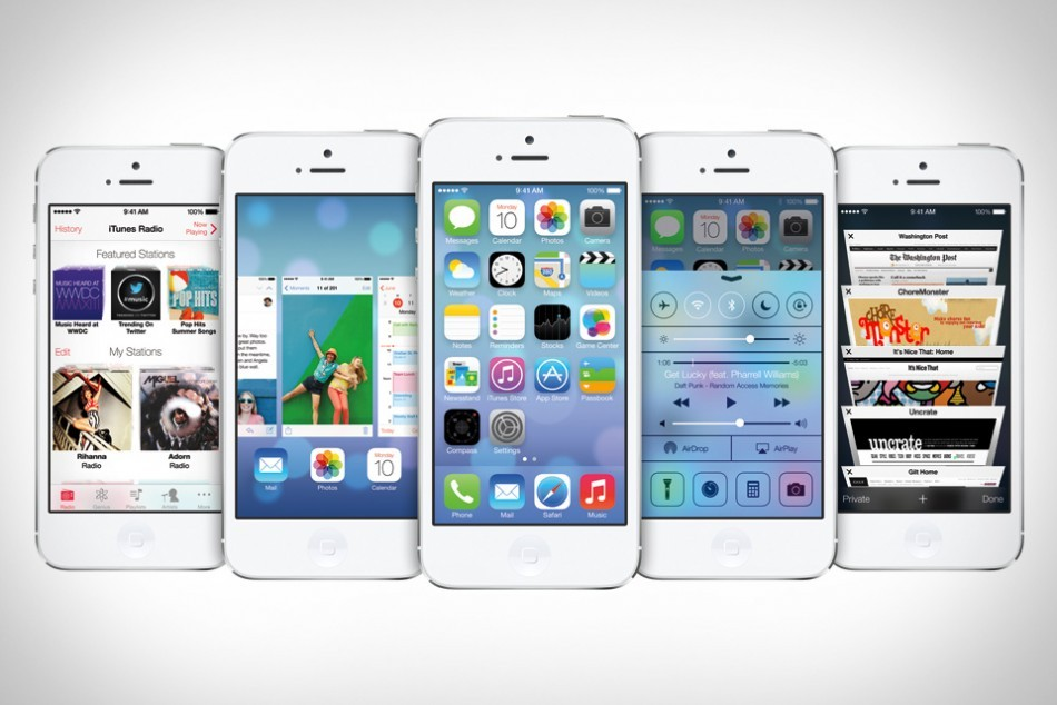 iOS 7 Golden Master Released Today