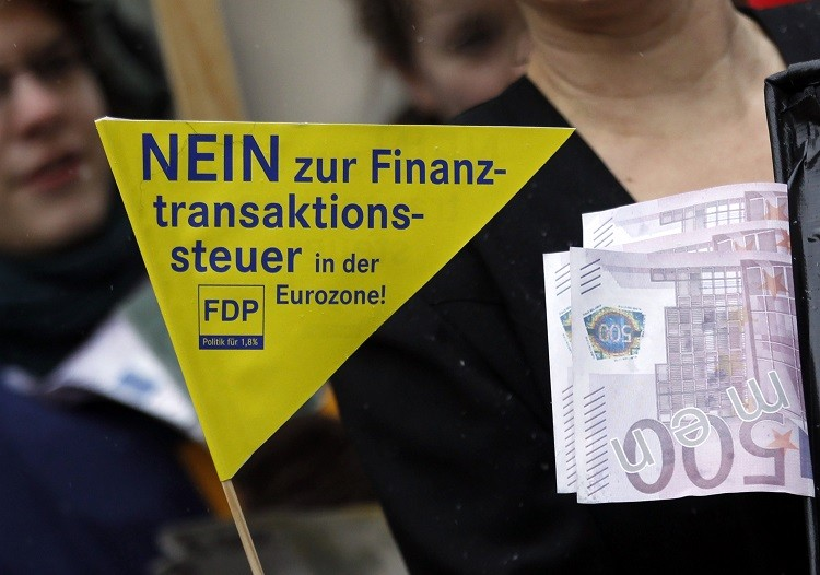 EU Financial Transaction Tax