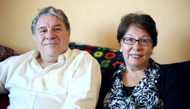 Roberto and Cristina Navarrete