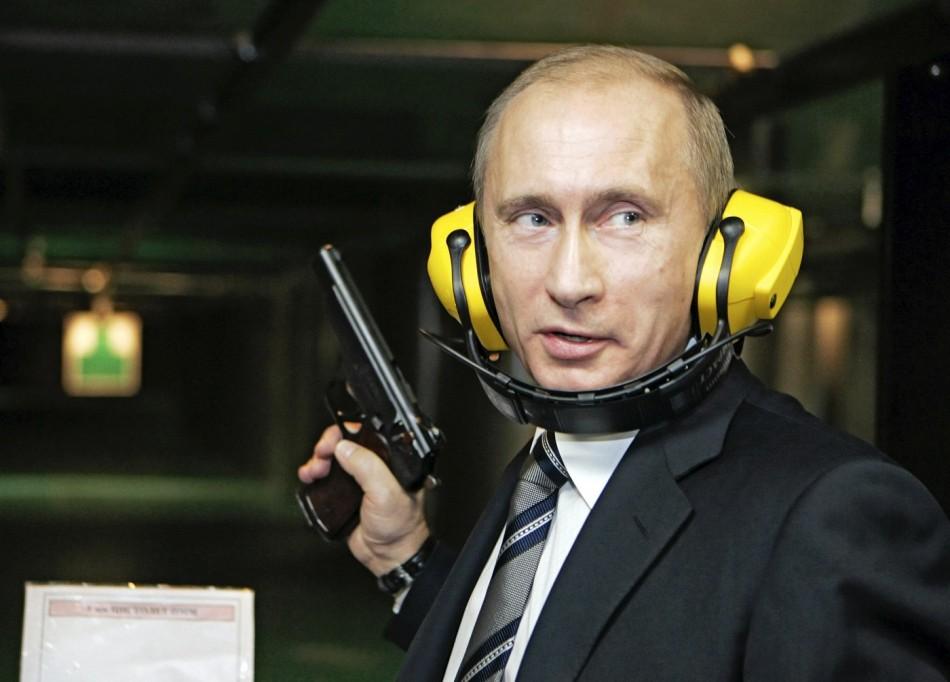 Putin murder plot