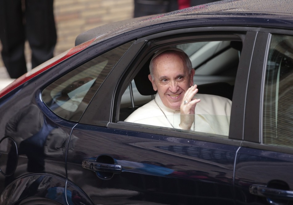 Pope Francis Ford Focus