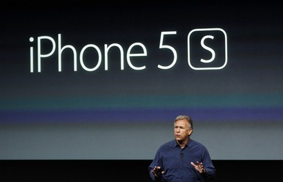 iPhone 5S Launched with integrated fingerprint sensor