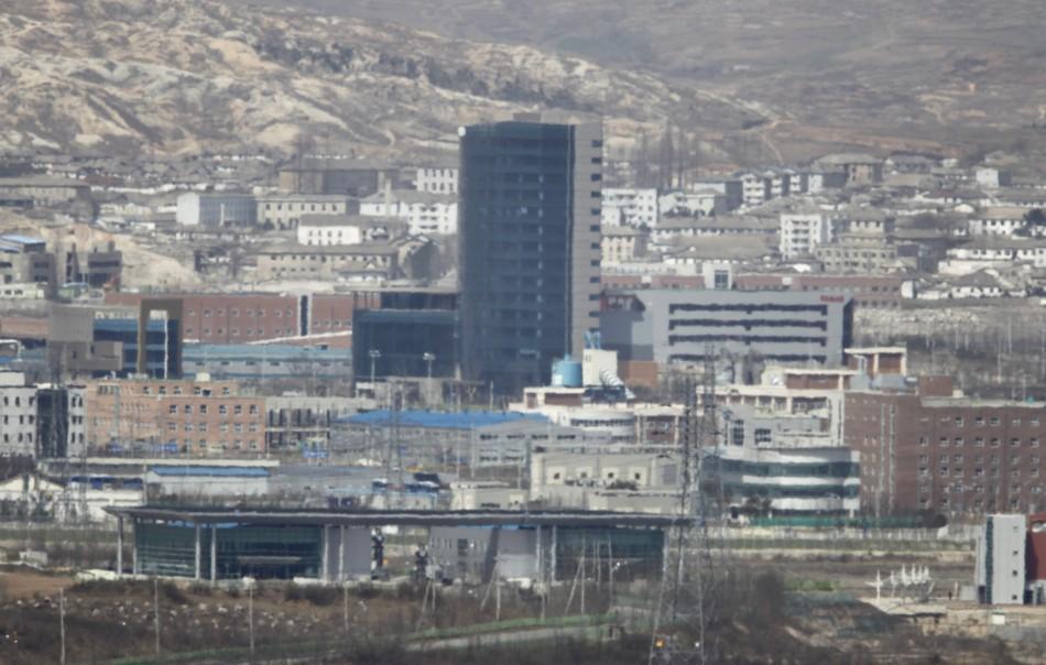 Kaesong Inter-Korean Industrial Park