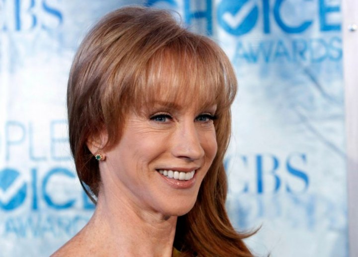 Kathy Griffin has lashed out at celebrity blogger Perez Hilton for bullying Lady Gaga.