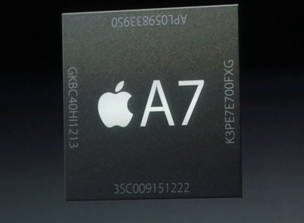 iPhone 5S A7 chip