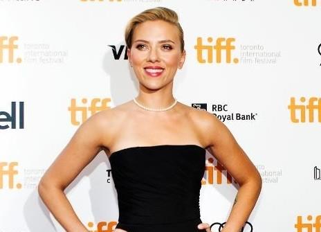 Scarlett Johansson Toronto Film Festival