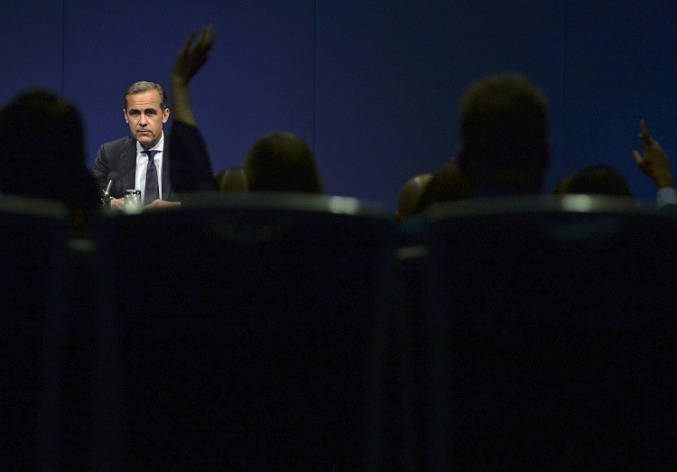 Mark Carney forward guidance uk unemployment rate