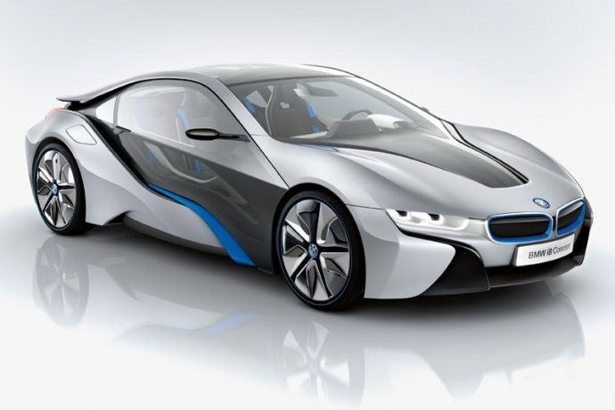 Elegant New BMW I8 And VW E Golf Represent Thriving And Diverse Electric Car Market