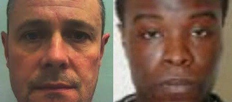 Juvinai Ferreira (R) Attacked Mark Bridger in the first few weeks of his life sentence