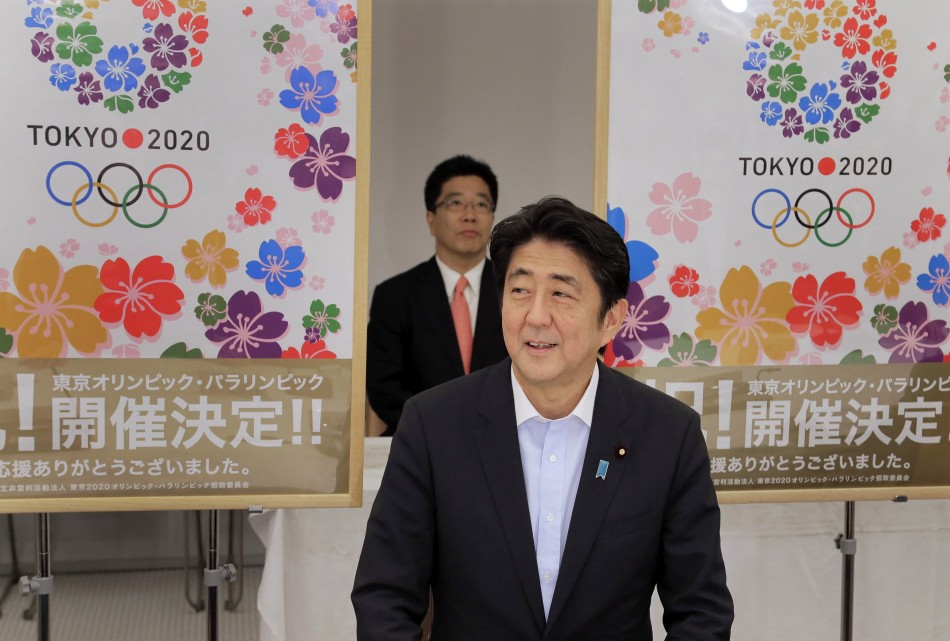 Japan plans to develop 2020 Olympics Village into 'hydrogen town'