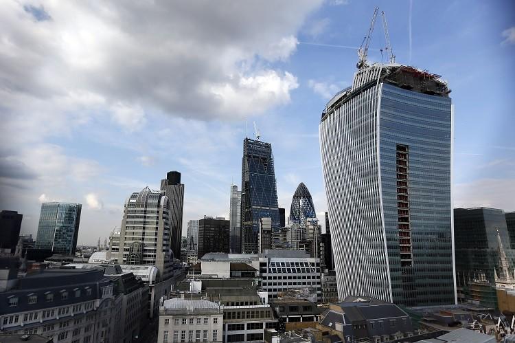 City of London banks