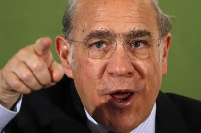 OECD chief Angel Gurría
