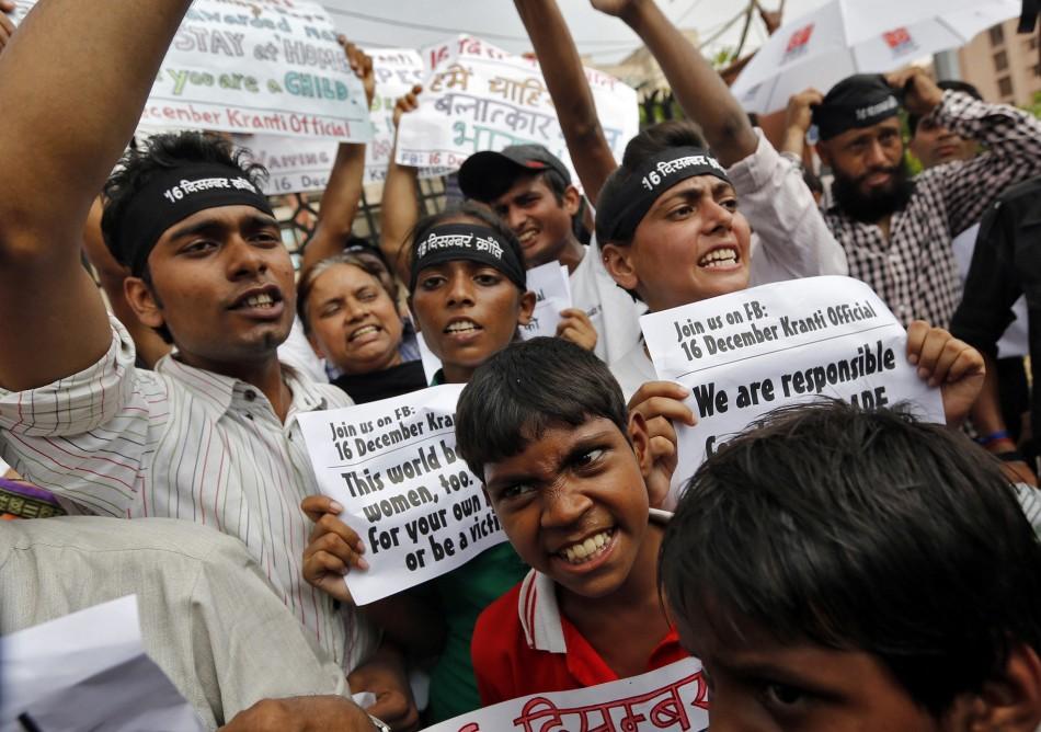 Delhi gang rape sentence