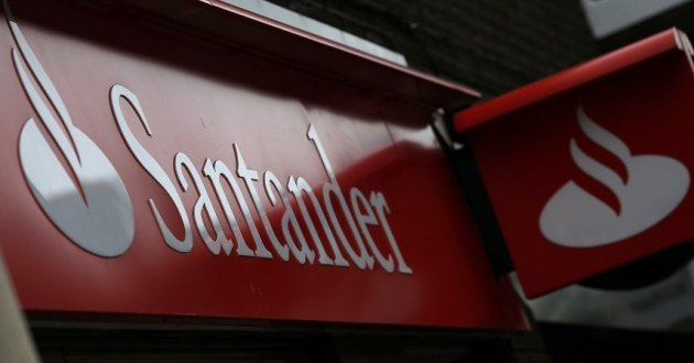 The plot  involved a Santander branch in southeast London (Reuters)