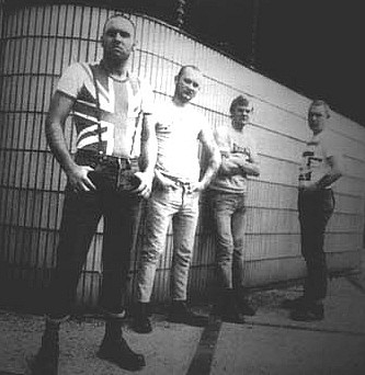 Skrewdriver: the leading neo-Nazi skinhead band of the 80s