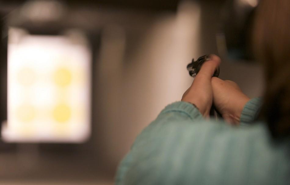Iowa blind gun