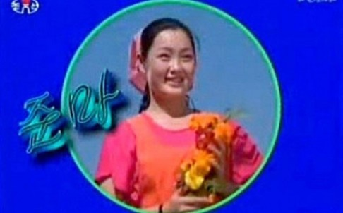 Singer Hyon Song-wol, Kim Jong-un ex-grilfriend, was reportedly executed by a firing squad (Courtesy of Chosun Ilbo)