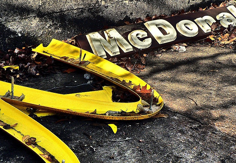 McDonald's faces opposition in Croydon to multi-storey restaurant PIC: Wikicommons