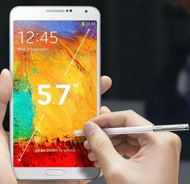 Samsung Galaxy Note 3 Lte Technische Daten