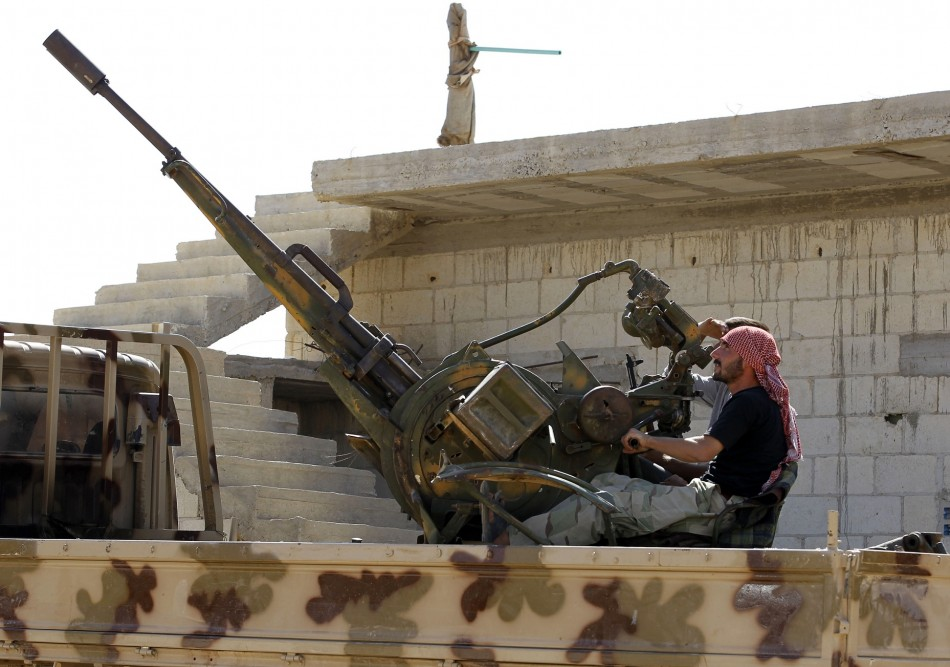 Internal conflict taunts rebels groups in Syria