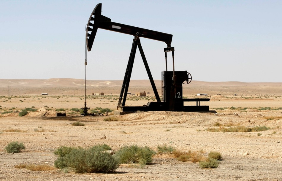 Oil Prices Drop As Syria Fears Recede