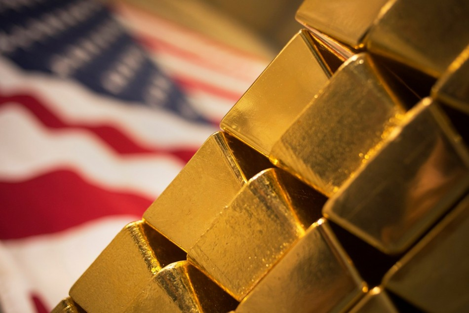 Gold Prices Drop