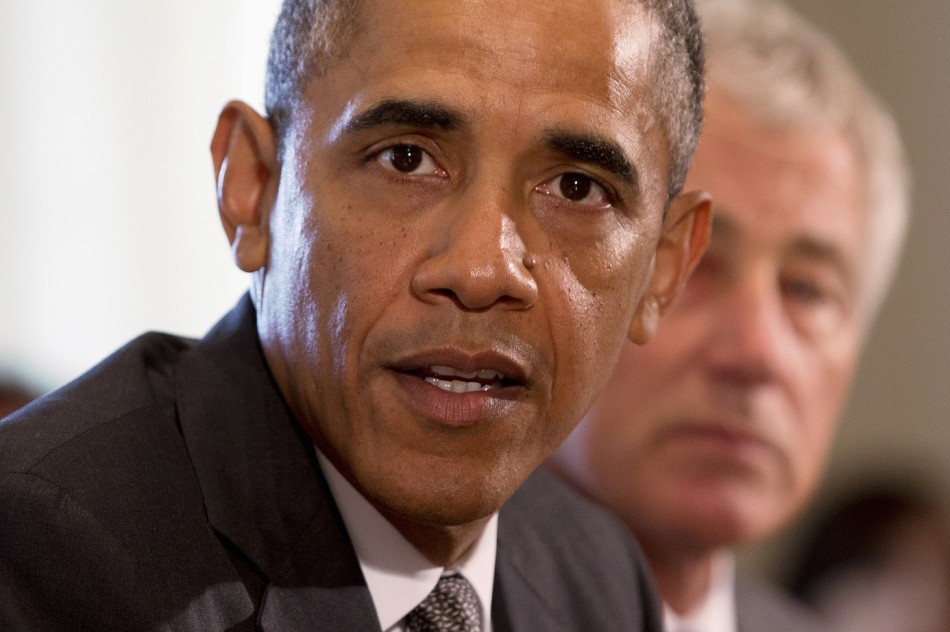 Barack Obama doesn't rule out a military strike on Syria if the Assa regime fails to comply with chemical weapons plan.