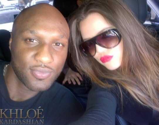 Lamar Odom-Khloe Kardashian