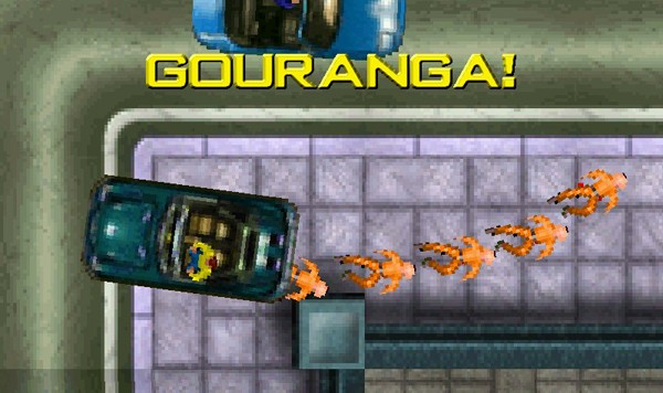 Grand Theft Auto 1 - GOURANGA!