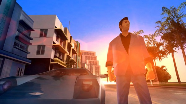 Grand Theft Auto: Vice City - Ocean Drive