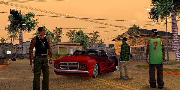 Grand Theft Auto: San Andreas - the Los Santos Riots