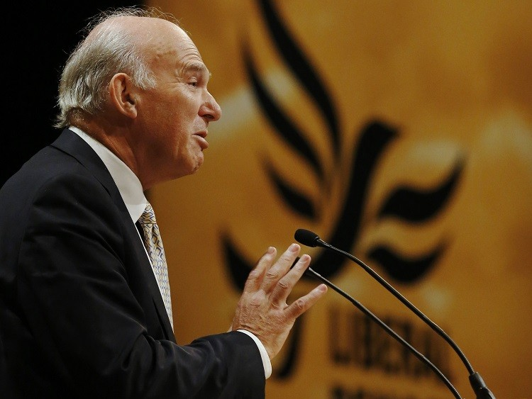 Vince Cable 2013