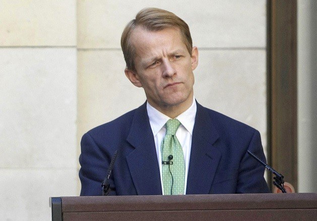 David Laws has clashed with grassroots activist at Liberal Democrats' conference over Nick Clegg PIC: Reuters