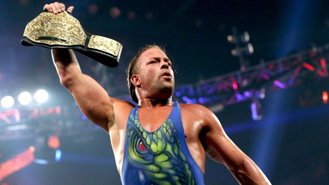 ecw legend rob van dam on his possible return to wwe and