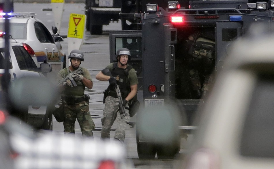 Washington shooting
