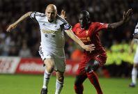 Swansea's Jonjo Shelvey