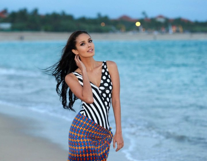 Miss World Philippines 2013, Megan Young (Photo: Miss World Organisation)