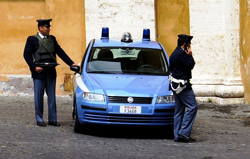 Police of Italy