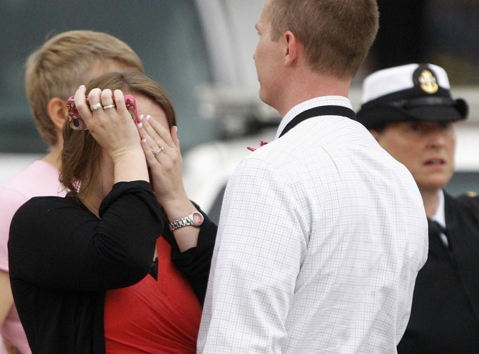Washington Navy shooting rampage