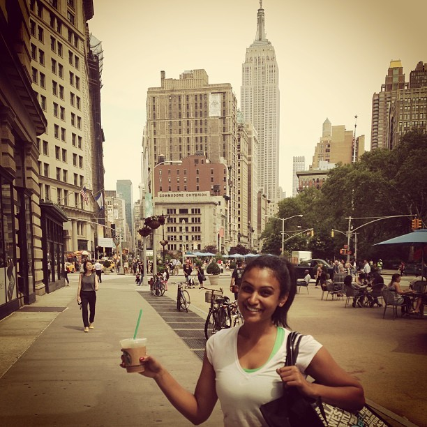 Miss America Nina Davaluri, the Target of Racist Abuse/Facebook/NinaDavuluriMNY