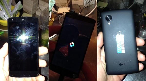 Nexus 5 Release Date 14 October