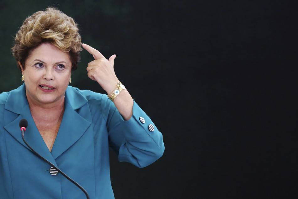 Dilma Rousseff, President of Brazil