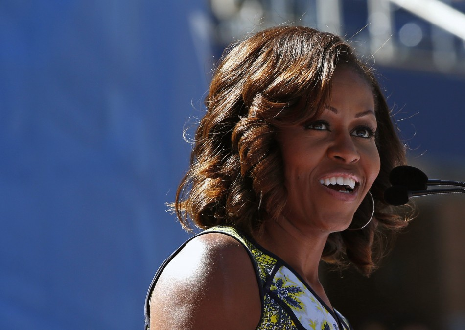Michelle Obama, First Lady of the United States