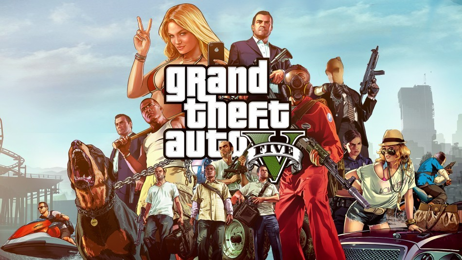 Grand Theft Auto v is expected to be one of the biggest selling games of all-time