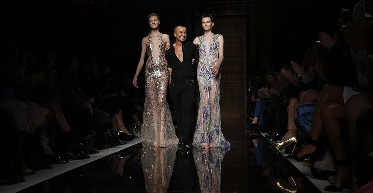 Julien MacDonald: My Clothes are for People with Vast Wealth